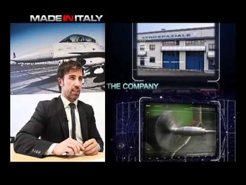 Made In Italy -- Torino Piemonte Aerospace 29 feb 2012
