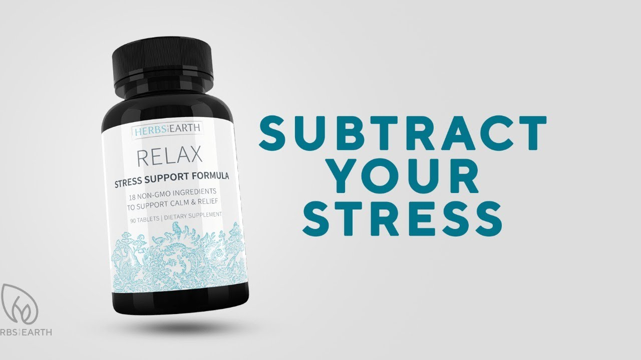 Stress Busters from Herbs of the Earth