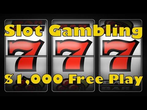 🔴Live Slot Gambling - $1,000 + Free Play