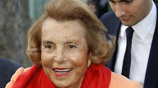 L'Oréal heiress Liliane Bettencourt dies aged 94