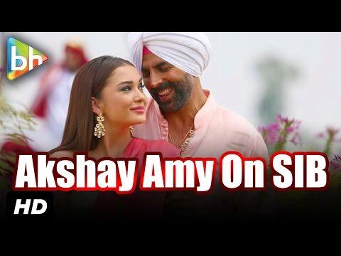 Singh Is Bliing | Akshay Kumar | Amy Jackson | Exclusive Full Interview | Rapid Fire