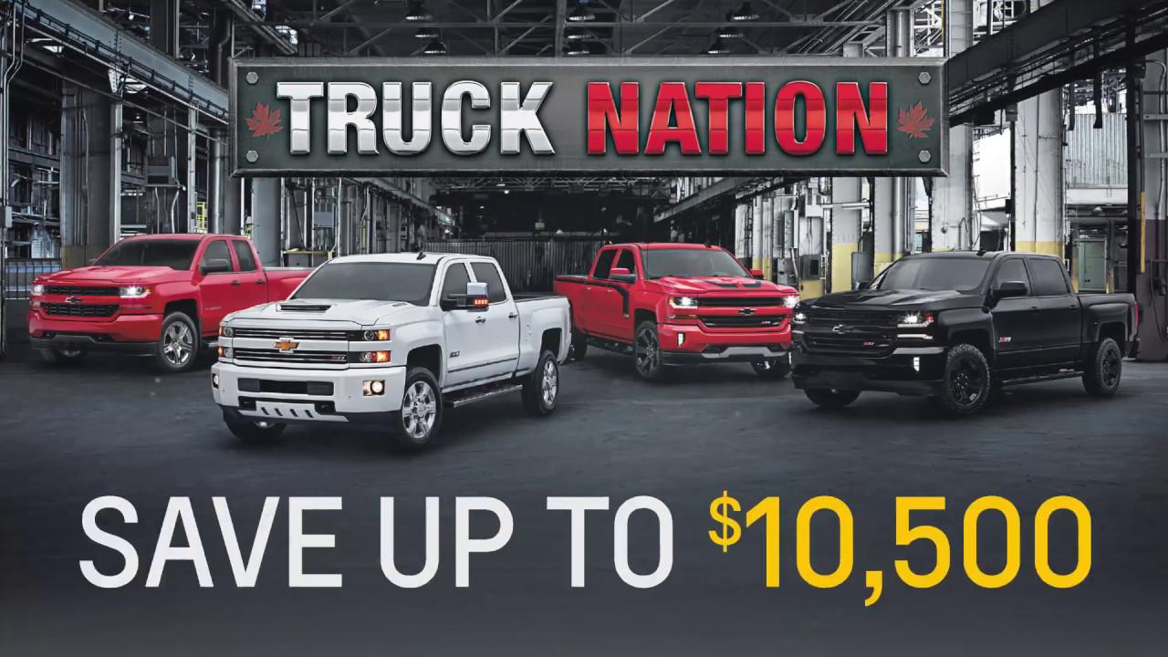 Truck Nation | Murray Chevrolet - YouTube