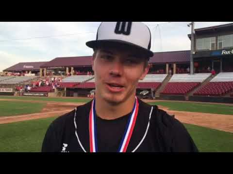Derek Lee pitches Warriors to state title