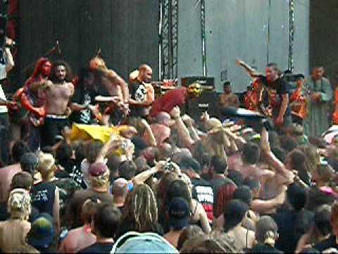Rompeprop - Pelicanelul Live at Obscene Extreme 2010