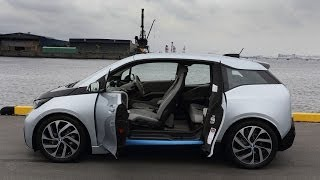 BMW i3 TestDrive BMWが切り開く先進EVワールド