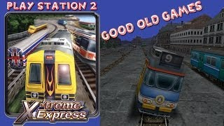 X-treme Express Gameplay Play Station 2 HD