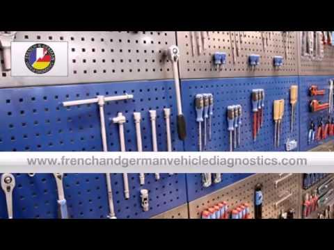 French & German Vehicle Diagnostics Car Mechanics in Cheltenham