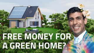 Green Homes Grant 2020 Full Details - Too Good To Be True?
