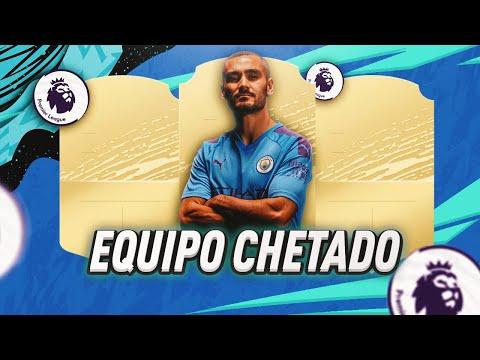 PLANTILLA CHETADA Y BARATA PREMIER LEAGUE | FIFA 20 ULTIMATE TEAM