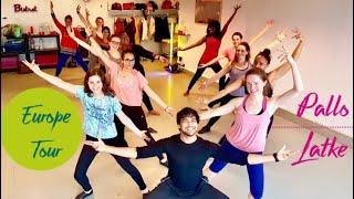 Pallo Latke | Dance Choreography | Mohit Mathur | Bollywood Workshop | Europe Tour
