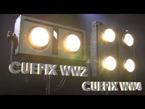 Elation Professional - CUEPIX Blinder WW2 and CUEPIX Blinder WW4