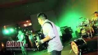 """Bailando Corridos En Potreros Night Club 2012 """"Aguila Blanca""""- Los De Parranda Norteño Banda"""