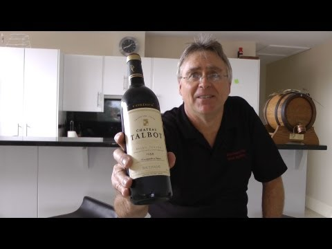 Chateau Talbot, Bordeaux 1988 - Wine Review