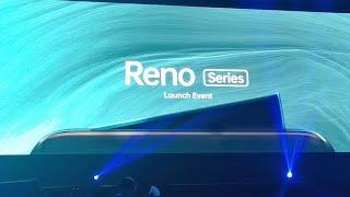 เปิดตัว OPPO Reno ไทยอย่างเป๋นทางการ