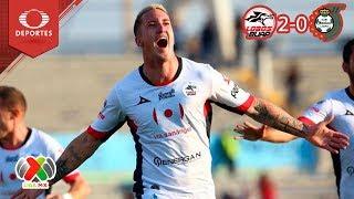 Resumen Lobos BUAP 2 - 0 Santos | Clausura 2019 - Jornada 1 | Televisa Deportes