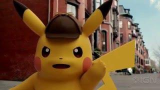 Danny Devito is. . . . Detective Pikachu