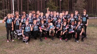 2012 Jax Beach Pop Warner PeeWee Highlights Video