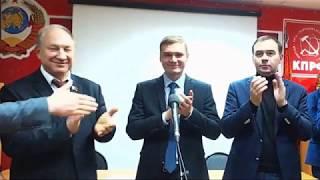 Итоги выборов в Хакасии: Коновалов победил