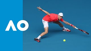 Denis Shapovalov vs. Marton Fucsovics - Match Highlights | Australian Open 2020