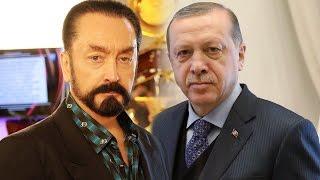 Adnan Oktar: Recep Tayyip Erdoğan'ın ayağına dolanmayın