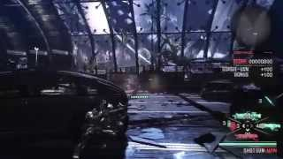 Vanquish - Playstation 3  HD Gameplay