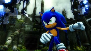 Sonic Fan Games ✪ Sonic the Hedgehog 2006 Remastered (P-06)