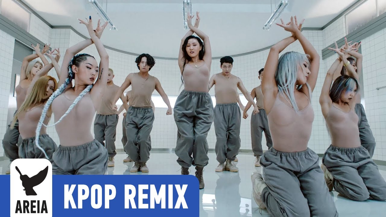 KPOP REMIX | MAMAMOO HWA SA - Maria (Areia Kpop Remix #391)