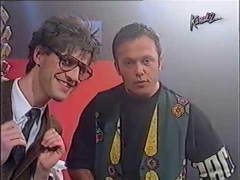 Interview med John & Aage (ukendt program fra Kanal 2)