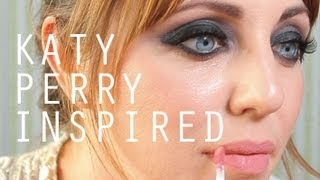 Katy Perry Inspired Make-up Thumbnail