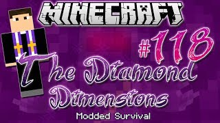 finding a priest   diamond dimensions modded survival 118   minecraft