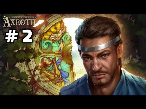 Might & Magic Heroes VII: Lost Tales of Axeoth - Part 2 (Genevieve and Pherlon - Map 2)