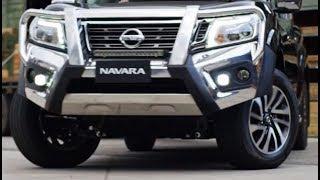 ใหม่ 2018 Nissan Navara ในชุดแต่งรอบคันแบบจัดเต็ม มีจำหน่ายในต่างประเทศ