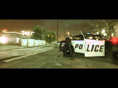 Queen Latifah- U.N.I.T.Y (instrumental) (GTAV CINEMATIC MOVIE)- HOOD LIFE