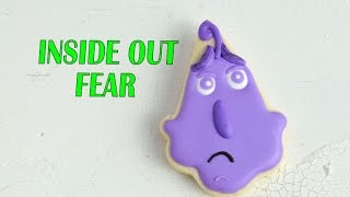 INSIDE OUT MOVIE - FEAR COOKIES by  HANIELA&#39S