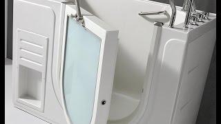 Обзор Gemy GO-05 купель для людей с ограниченными возможностями.