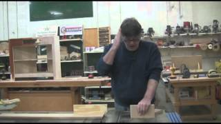 Part 17: Corner Cabinet Series From Mastering Woodworking With Charles Neil