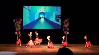 26 мая 2018г. VG - 9 группа. ИСПАНСКИЕ ЗВЁЗДЫ. Школа танца Виктории Гофман. № 9.