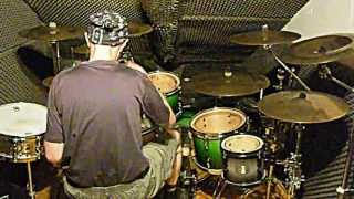 "Drum Cover Ganza: No Doubt ""Spiderwebs"""