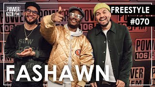 Fashawn Freestyle w/ The L.A. Leakers - Freestyle #070