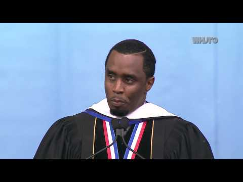 Sean Combs' 2014 Howard University Commencement Speech