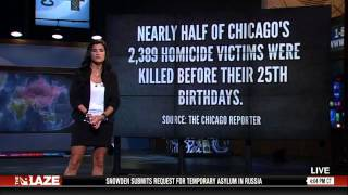 Dana Loesch Blasts Zimmerman Protesters Dismissive of Victims in Utopian Dream of Chicago 07162013