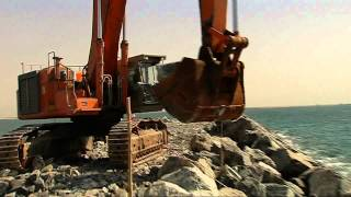Hitachi Construction Machinery Middle East Corporation FZE - Machines in Dubai UAE