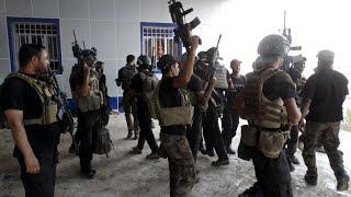 أخبار عربية | الشرطة العراقية: توغلنا 150 متراً في #الموصل القديمة