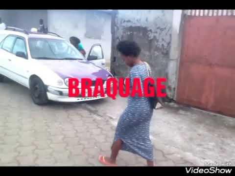 ASF(Argent Sale Family) Braquage Gabon