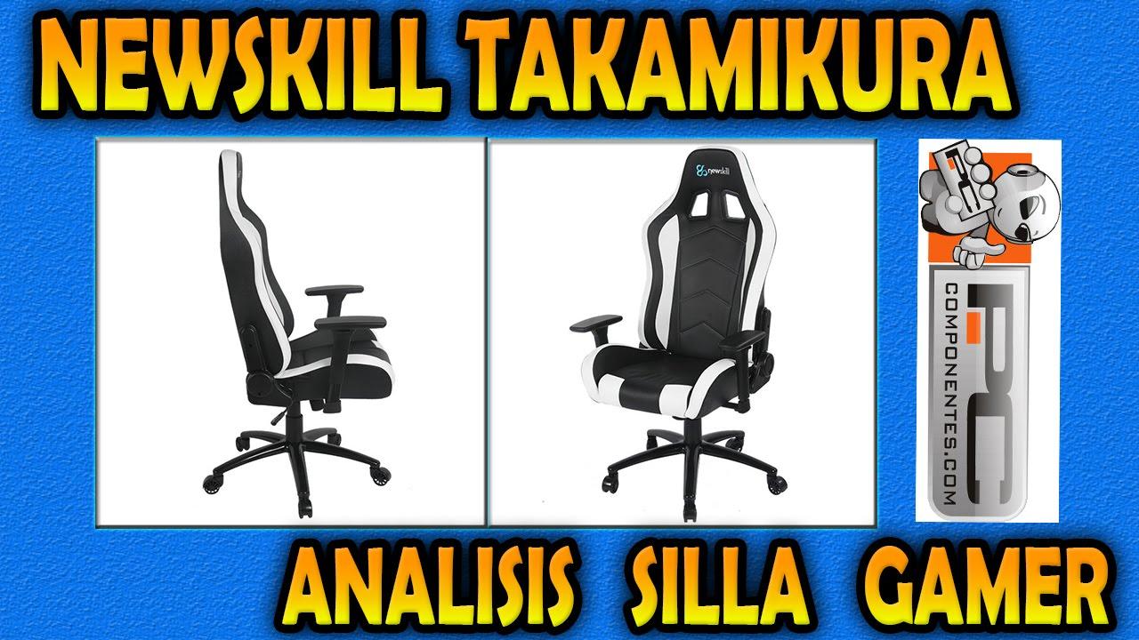 Newskill Takamikura By Yt Silla Pc Analisisreview Alberkin Componentes xQrtshCd