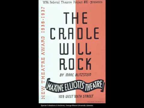 The Cradle Will Rock (Full Original Orchestrations) - Scene Three: Mission (Hard Times/The Sermon)