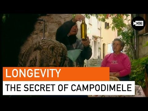 The Secret of Longevity in Campodimele Italy | Health