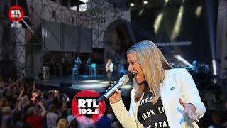 Anastacia in concerto RTL 102.5 Piazza della Loggia (Brescia)