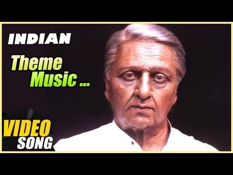 Indian Tamil Movie | Theme Music | Kamal Haasan | Manisha Koirala | Sukanya | AR Rahman