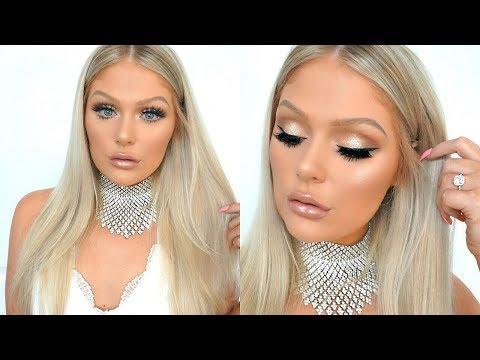 Soft Glam Wedding Makeup Tutorial